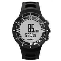 Relógio Monitor Cardíaco Suunto Quest Black - Resistente à água Alarme Cronômetro Cronógrafo