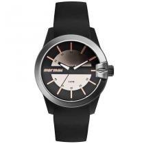 Relógio Mormaii Feminino Ref: Mo2036ik/8j Esportivo Black -
