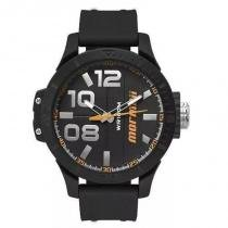 Relógio Mormaii Masculino Mo2035ie/8l, C/ Garantia E Nf -
