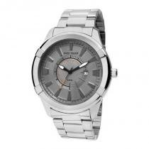 Relógio Mormaii Masculino Mo2115ag/3c, C/ Garantia E Nf -