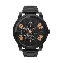 Relógio Mormaii Masculino Ref: Mojr10ab/4j Multifunção Black -