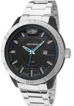 Relógio mormaii mo2315aah/3p prata - Mormaii