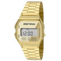 Relógio Mormaii Vintage MOJH02AB4D Dourado -