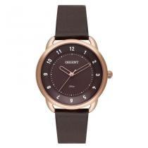 889e388b49d Relógio Orient Feminino Ref  Frsc0014 M2nx Casual Rosé -
