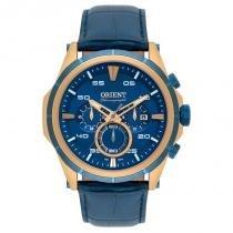 Relógio Orient Masculino Chronograph - MRSCC011 D2DX - Orient