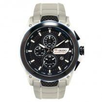 Relógio Orient Masculino Speedtech - MBSSC112 P1SX - Orient