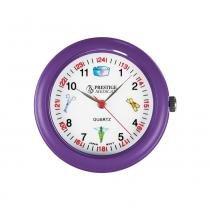 Relógio para Estetoscópio Prestige - Roxo - Prestige medical
