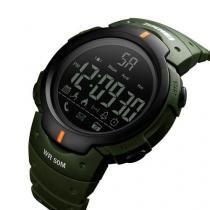 Relógio Pedômetro Bluetooth Calorias Distância Skmei 1301 -