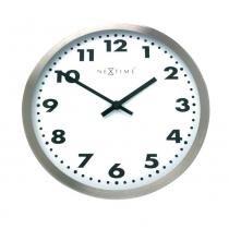 Relógio Railway Arabic 26 cm Nextime - Nextime