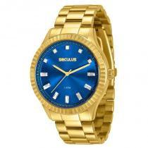 Relógio Seculus Feminino - 69507LPSVDS2 -