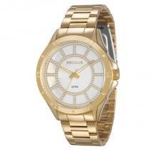 Relógio Seculus Feminino Analógico 28454LPSVDS1 -