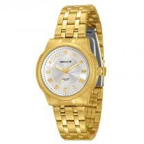Relógio Seculus Feminino Long Life - 20236LPSVDA1 -