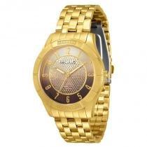 Relógio Seculus Feminino Long Life - 28420LPSVDA2 -