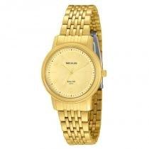 Relógio Seculus Feminino Long Life - 60632LPSBDA2 -