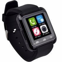 Relógio Smartwatch Bluetooth Notificações Redes Sociais - Mega page