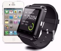 Relógio Smartwatch U8 Bluetooth Para Celular Iphone Android - Power XL