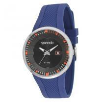 98639324156 Relógio Speedo Masculino Ref  81124g0evnu1 Esportivo Prateado -