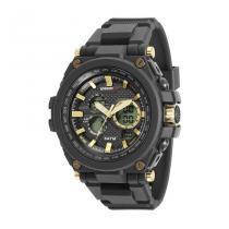 Relógio Speedo Masculino Ref: 81160g0evnp1 Big Case Anadigi -