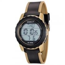 Relógio Speedo Monitor Cardiaco 80622G0EVNP2 Dourado - Mondaine