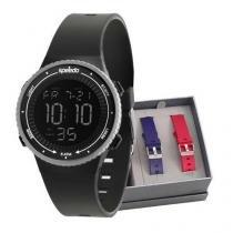 Relógio Speedo Unissex Troca Pulseiras 81161G0EVNP2 -