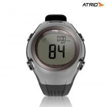 Relógio Sport Monitor Cardíaco Altius Cinza Com Cinta HC008 - Atrio -