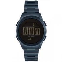 5acbdc3d76c7f Relógio Technos Feminino Azul Digital Bj3361ac 4p -