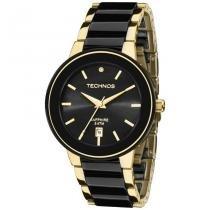 Relógio Technos Feminino Elegance Ceramic/Sapphire Analógico 2115KRS/4P -