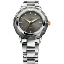 Relógio technos feminino elegance crystal swarovski - UNICA - UNICA - TECHNOS