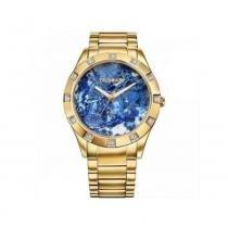 Relógio Technos Feminino Elegance Stone Collection Sodalita Analógico  2033AA 4A - 45f4056e99
