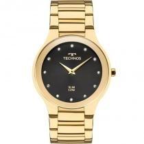 Relógio Technos Feminino Slim 1L22WI/4P -