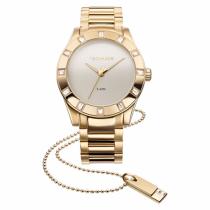Relógio technos feminino - UNICA - UNICA - TECHNOS