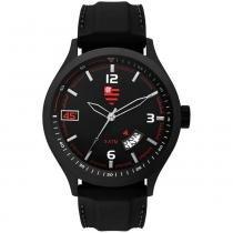 Relógio technos fla4466c/8p masculino preto - Technos
