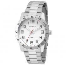 Relógio Technos Masculino Analógico Prata 2035LWD 1W - a40349f226