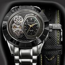 Relógio technos masculino lendas do podium hélio castroneves - TECHNOS