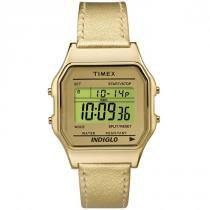 Relógio Timex Digital Heritage unissex  tw2p76900ww/n -
