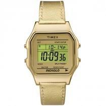 Relógio Timex Digital Heritage unissex  tw2p76900ww/n - TIMEX