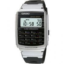 Relógio Unissex Casio CA-56-1DF - Digital Resitente à Água com Calendário