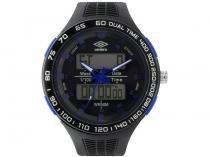 Relógio Unissex Umbro Anadigi - UMB-04-4 Preto