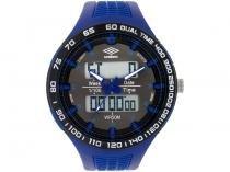 Relógio Unissex Umbro Anadigi - UMB-04-6 Azul