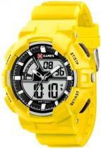 Relógio x games xmppa161 tamanho caixa 46mm - garantia 1 ano - X-games