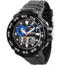Relógio x games xmppa168 48mm - garantia 1 ano - X-games