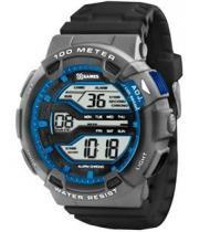 Relógio x games xmppd294 52mm - garantia 1 ano - X-games