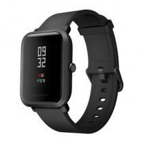 Relogio Xiaomi Amazfit BIP smartwatch para android e IOS - Preto -