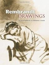 Rembrandt Drawings - Dover publications