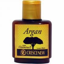 Reparador de pontas óleo puro de argan crescenew -