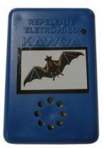 Repelente elétrico para morcego mrk 01 - Lase