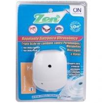 Repelente Eletrônico Ultrassônico Zen - ON Eletrônicos