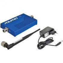 Repetidor de Celular Aquario Rp860s 800 Mhz 60db -