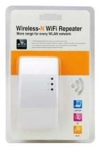 Repetidor de  Sinal  Wifi - More range