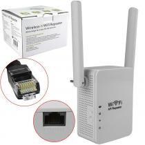 Repetidor De Sinal Wireless Duas Antenas 300 Mbps - Generico